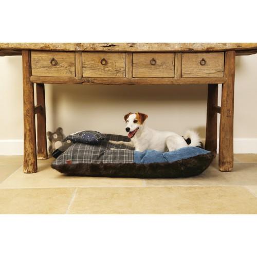 Couchage pour chien - Coussin Patchwork pour chiens