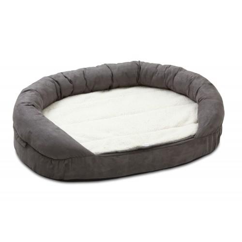 sofa à mémoire de forme orthobed - panier et lit pour chien et