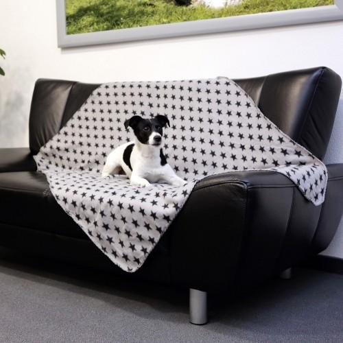 Couchage pour chien - Couverture polaire Stella pour chiens