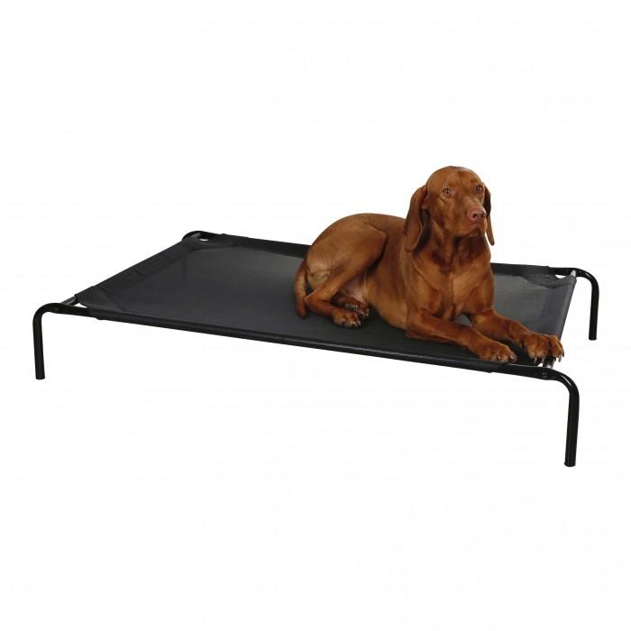 Couchage pour chien - Lit de camp Vacation pour chiens
