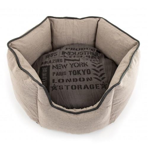 Couchage pour chien - Corbeille Ovale Industriel pour chiens