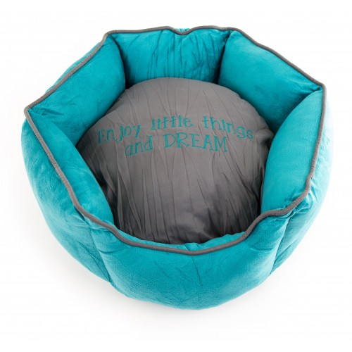 Couchage pour chien - Corbeille Ovale Cosy pour chiens