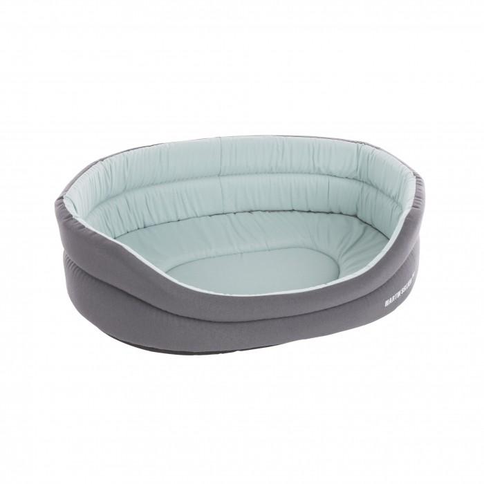 Couchage pour chien - Corbeille Classic grise pour chiens