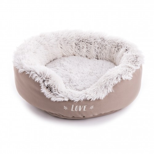 Couchage pour chat - Corbeille Igloo Fourrure pour chats