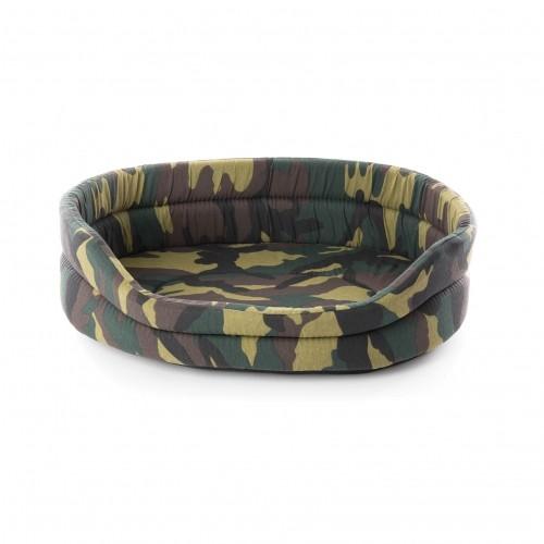 Couchage pour chien - Corbeille Camouflage pour chiens
