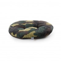 Coussin pour chien - Coussin ovale Camouflage Martin Sellier