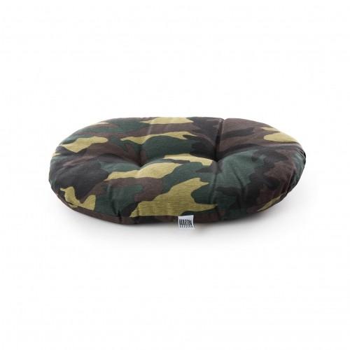 Couchage pour chien - Coussin ovale Camouflage pour chiens