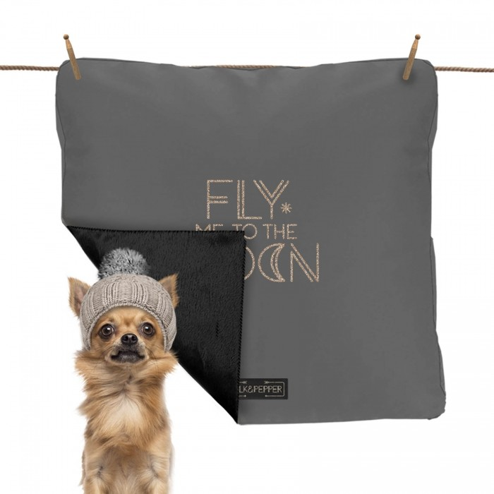 Couchage pour chat - Plaid Fly pour chats