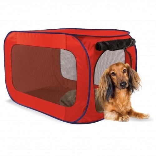 Couchage pour chien - Niche portable pour chiens