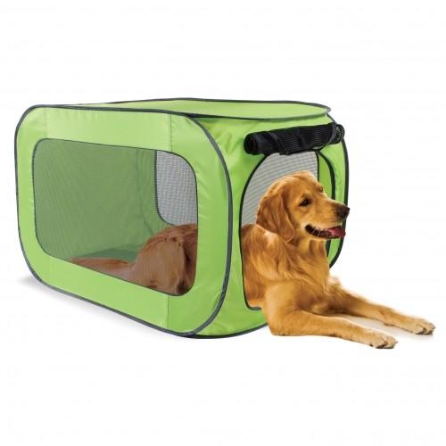 Transport du chien - Niche portable pour chiens