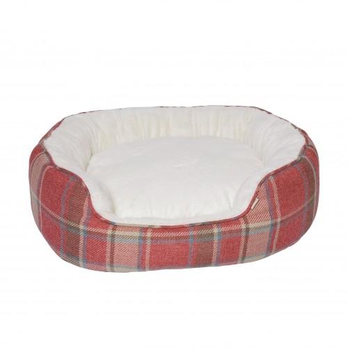 Couchage pour chien - Corbeille de Noël pour chiens