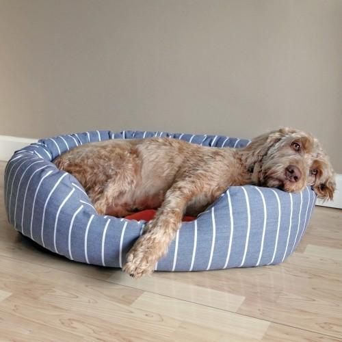 Couchage pour chien - Corbeille Tangerine pour chiens