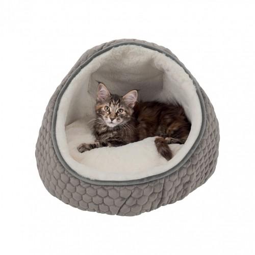 Couchage pour chien - Abri douillet Livia pour chiens