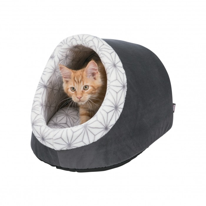 Couchage pour chat - Abri douillet Diamond pour chats