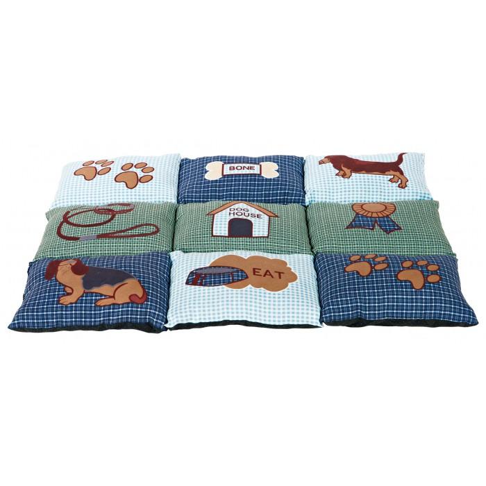 Couchage pour chien - Tapis Patchwork pour chiens
