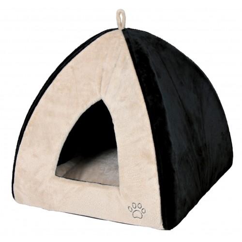 Couchage pour chat - Abris douillet Gina pour chats