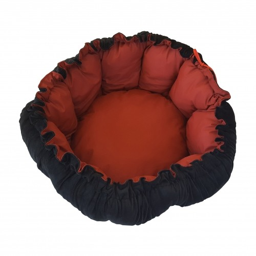 Panier pour chien et chat - Panier Black and Red Tyrol