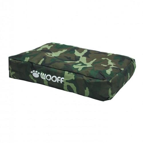Couchage pour chien - Matelas Camouflage  pour chiens
