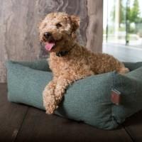 Panier orthopédique pour chien - Panier Orthopédique anti-tâche Snug Fantail