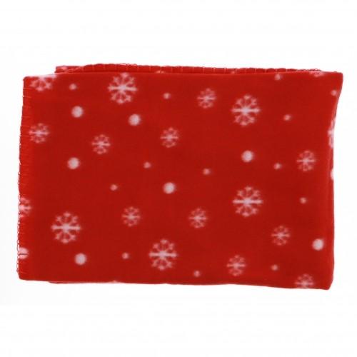 Couchage pour chien - Plaid Let it Snow pour chiens