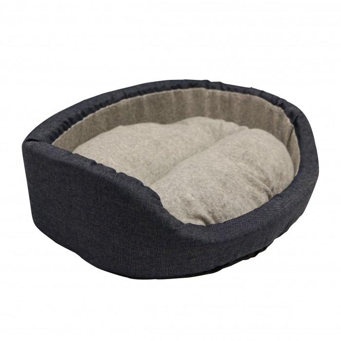 Couchage pour chien - Corbeille ovale Holidays pour chiens