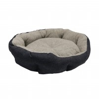 Corbeille pour chien et chat - Corbeille ovale Holidays Wanimo