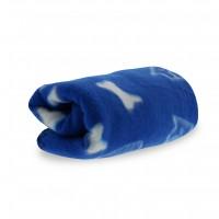 Plaid pour chien - Plaid Blue
