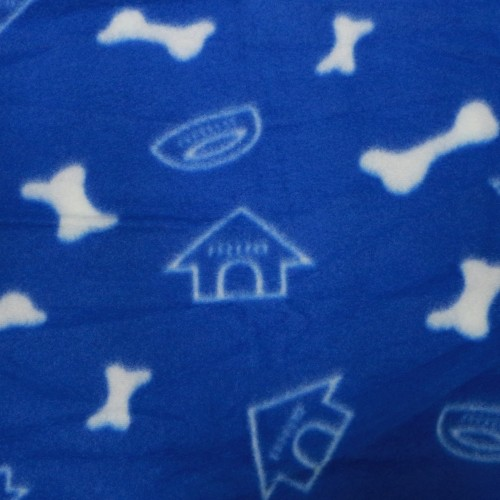 Couchage pour chien - Plaid Blue pour chiens