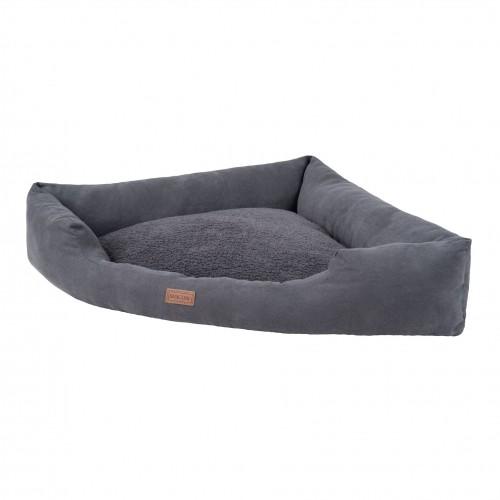 Couchage pour chat - Sofa d'angle Suédine pour chats