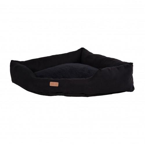 Couchage pour chien - Sofa d'angle Suédine pour chiens