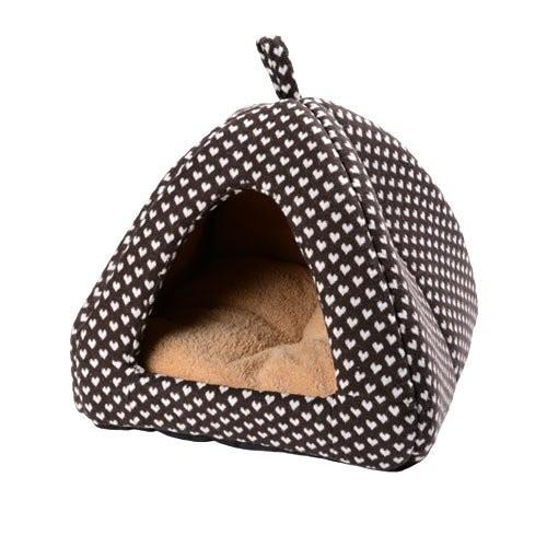 Couchage pour chat - Tipi Romance pour chats