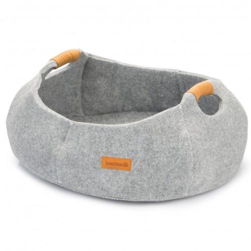 Couchage pour chat - Panier Feutrine Minoq pour chats