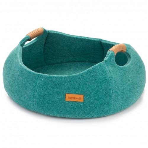 Couchage pour chien - Panier Feutrine Minoq pour chiens