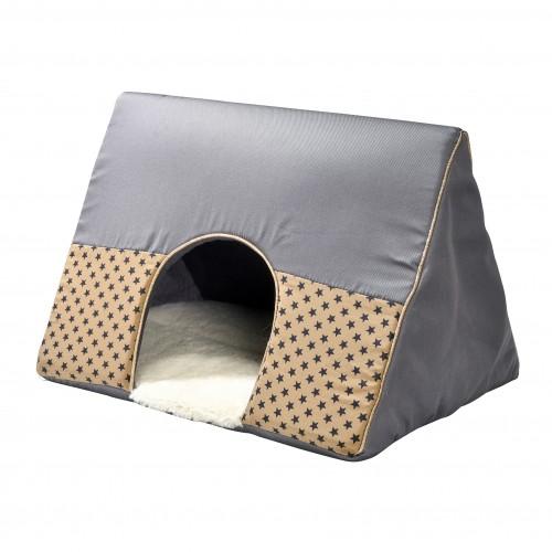 Couchage pour chat - Maison Merlin pour chats