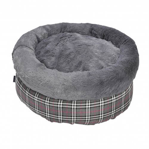 Couchage pour chat - Nid Tartan pour chats