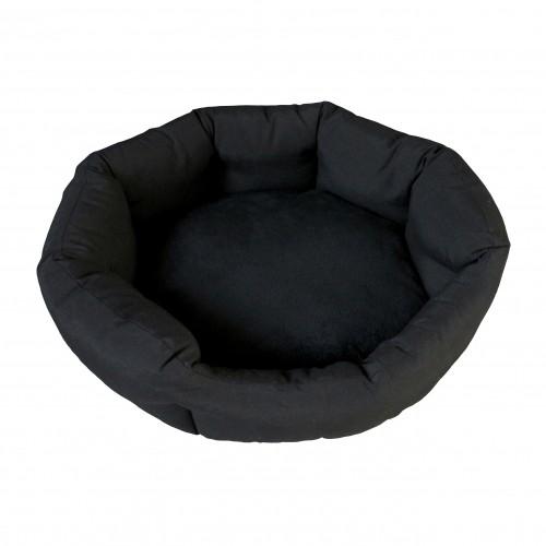 Couchage pour chien - Panier All Black pour chiens