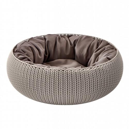Panier cozy pet bed d me et maison pour chat et petit - Panier pour chien fait maison ...