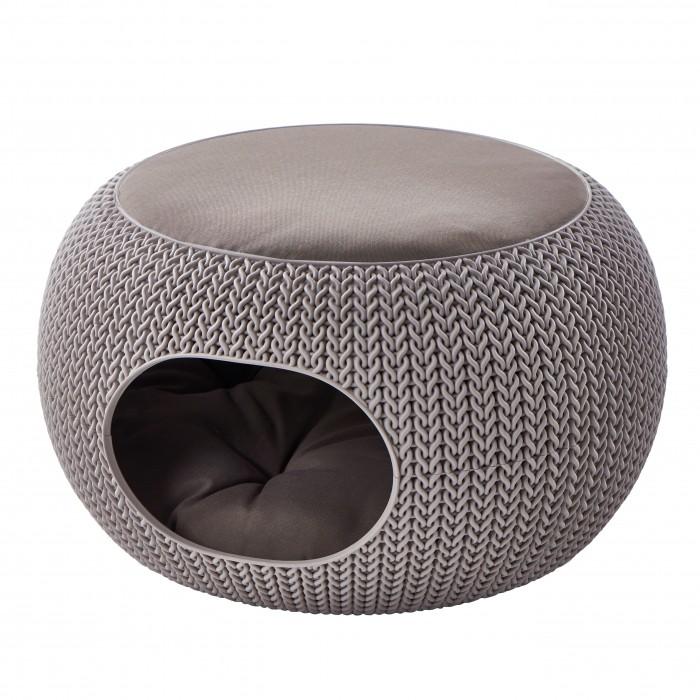 Couchage pour chien - Dôme Cozy Pet Home pour chiens