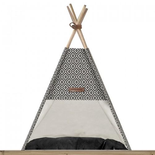 Couchage pour chien - Tipi Ethnik pour chiens