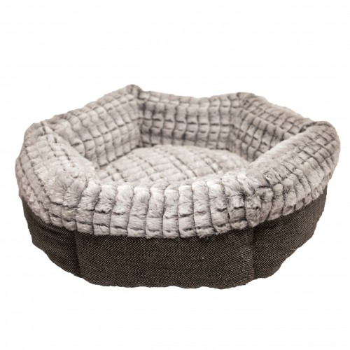 Couchage pour chat - Corbeille Tweed pour chats