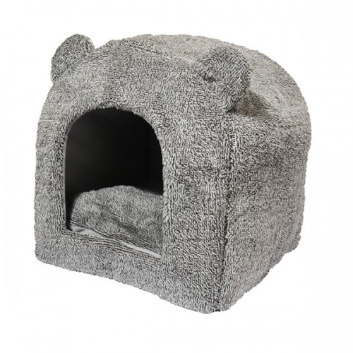 Couchage pour chat - Igloo Teddy Bear pour chats