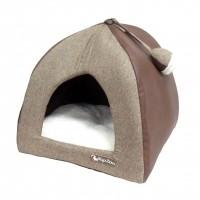 Tipi / Maison pour chat et petit chien - Tipicat British TopZoo