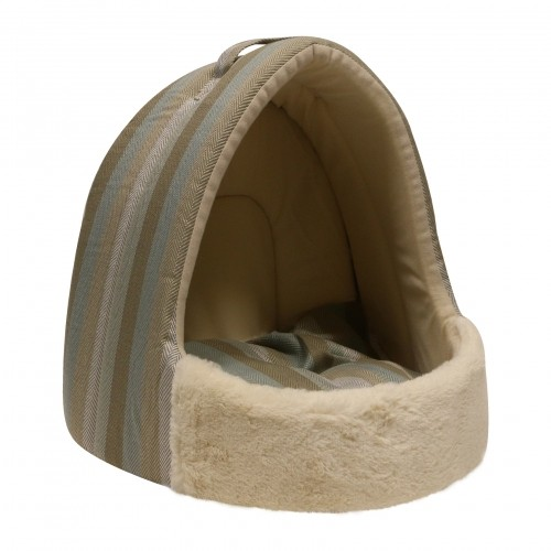 Couchage pour chat - Dôme Belle-île pour chats