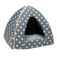 Dôme et maison pour chat et petit chien - Tipi Swing