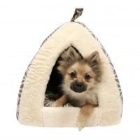 Tipi / maison pour chat et petit chien - Tipi Edelweiss
