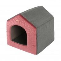Maison et tipi pour chat et petit chien - Maison Deluxe Wish Wouapy