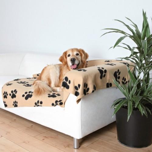 Couchage pour chat - Couverture Barney pour chats