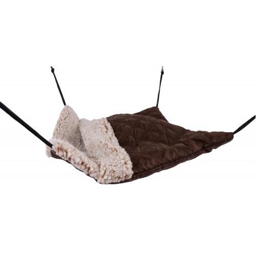 Couchage pour furet - Pochette suspendue Leopardo pour furets