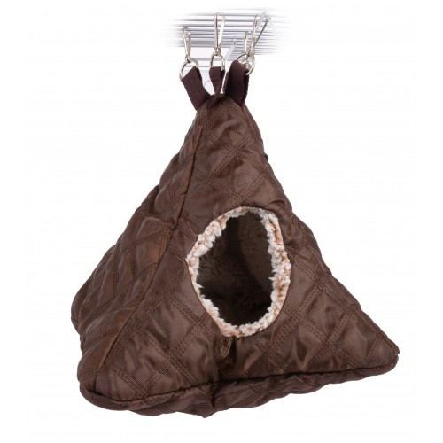 Couchage pour furet - Hamac Tente Leopardo pour furets