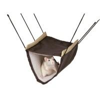 Hamac pour furet, rat et chinchilla - Hamac 2 étages Trixie